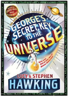 http://www.amazon.com/Georges-Secret-Universe-Stephen-Hawking/dp/1416985840/ref=sr_1_1?s=books&ie=UTF8&qid=1460381349&sr=1-1&keywords=George%27s+Secret+Key+to+the+Universe+%28George+%231%29